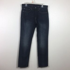 Levi Strauss men's blue jean pants 34x32 511
